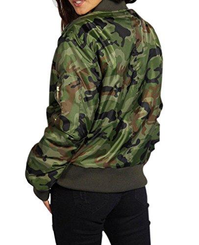 Miss Ta Blouson Femme Camouflage daa rY8x0UqY