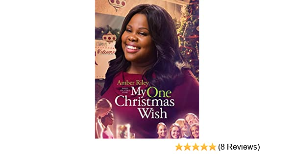 My One Christmas Wish.Watch My One Christmas Wish Prime Video