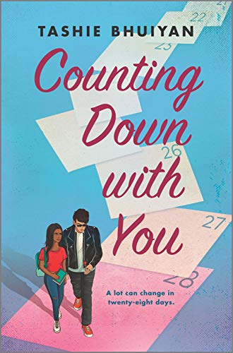 Book Cover: Counting Down with You