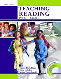 Teaching Reading Pre-K to Grade 3 W/CD-ROM, Elish-Piper and Elish-Piper, Laurie, 0757538762