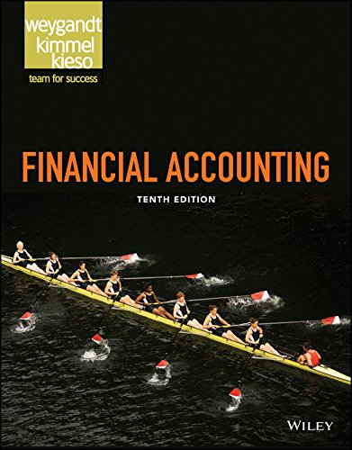 Pecuniary Accounting, 10th Edition