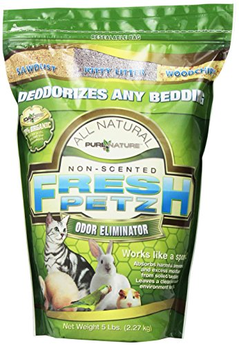 Pure Nature Pets Fresh Petz Deodorizer, 5-Pound
