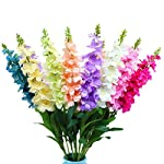 ADIASEN-Mix-Color-10-pieces-Creative-Artificial-Flowers-Plant-Fake-Floral-Decor-Office-Home-Violet-Hyacinth