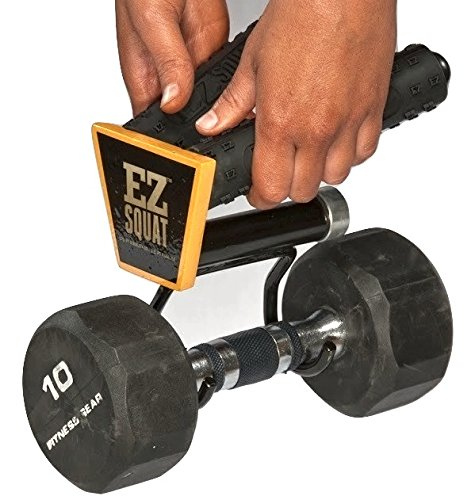 E-Z Squat Dumbbell by EZ Squat