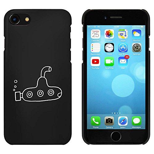 Noir 'Sous-Marin' étui / housse pour iPhone 7 (MC00078459)