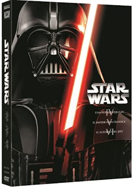 Star Wars Trilogia Ep Iv-Vi [DVD]: Amazon.es: Mark Hamill, Harrison Ford, Carrie Fisher, Alec Guinness, Anthony Daniels, Kenny Baker, George Lucas, Mark Hamill, Harrison Ford: Cine y Series TV
