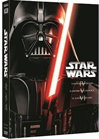 Star Wars Trilogia Ep Iv-Vi [DVD]: Amazon.es: Mark Hamill ...