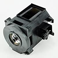 CTLAMP NP26LP Replacement Projector Lamp NP26LP Compatible Bulb with Housing for NEC LCD NP-PA622U/PA-521U/PA-571W/PA522U/PA572W/PA621U/PA622U/PA671W/PA672W/PA722X