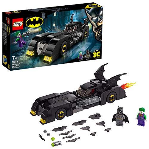 Lego Batmobile: Pursuit of The Joker, Multi-Colour, 76119