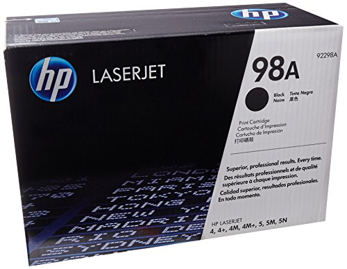 HP 92298A Cartridge DISCONTINUED MANUFACTURER product image