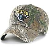 OTS NFL Jacksonville Jaguars Men's Challenger Adjustable Hat, Realtree, One Size
