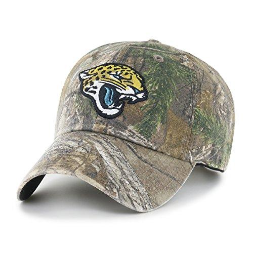 Jaguars Camo Jacksonville (OTS NFL Jacksonville Jaguars Realtree Challenger Clean Up Adjustable Hat, Realtree Camo, One Size)