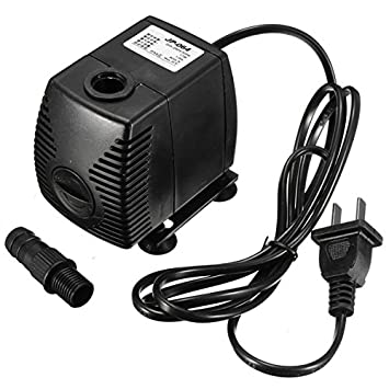800L/h 14W Aquarium Fish Tank Multi-function Submersible Water Pump Water Filter /