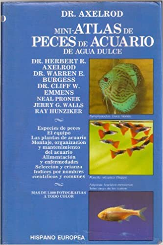 Mini Atlas de Peces de Acuario (Spanish Edition) (Spanish) Paperback – May, 1996