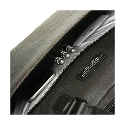 Cartella Bros amp; 970815 Moro Due Palm Porta Testa Spalding Manici Pc rFrZ7wq