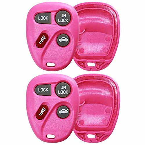 2003 chevy impala remote pink - 1