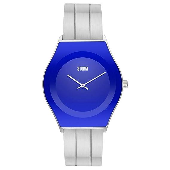 Storm London New ACTIVON Lazer Blue 47409/LB Reloj de Pulsera para Hombres: Amazon.es: Relojes