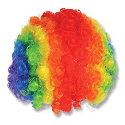 Clown Wig - Child: Toys & Games