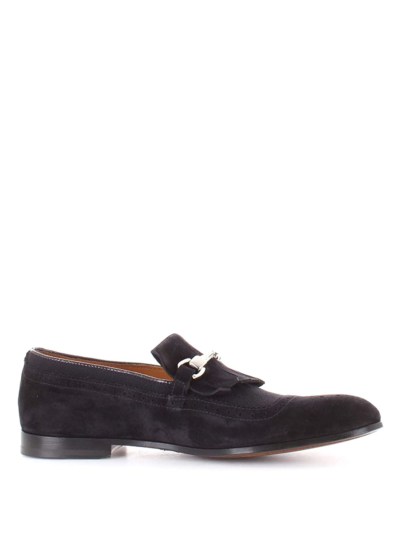 - DOUCAL& 039;S Men Mokassins - Blau Loafers & Slippers