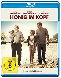 Head Full of Honey (2014) ( Honig im Kopf ) [ Blu-Ray, Reg.A/B/C Import - Germany ]