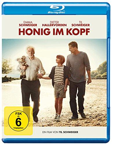 Head Full of Honey (2014) ( Honig im Kopf ) [ Blu-Ray, Reg.A/B/C Import - Germany ] ()