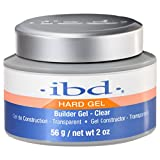 IBD LED/UV Gels Builder Clear 2 oz.