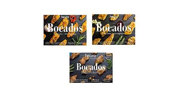 Pack de 3: Bocados Mediterráneos, Bocados Originales, Bocados ...