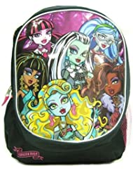 MONSTER HIGH back pack 16 with front Pocket