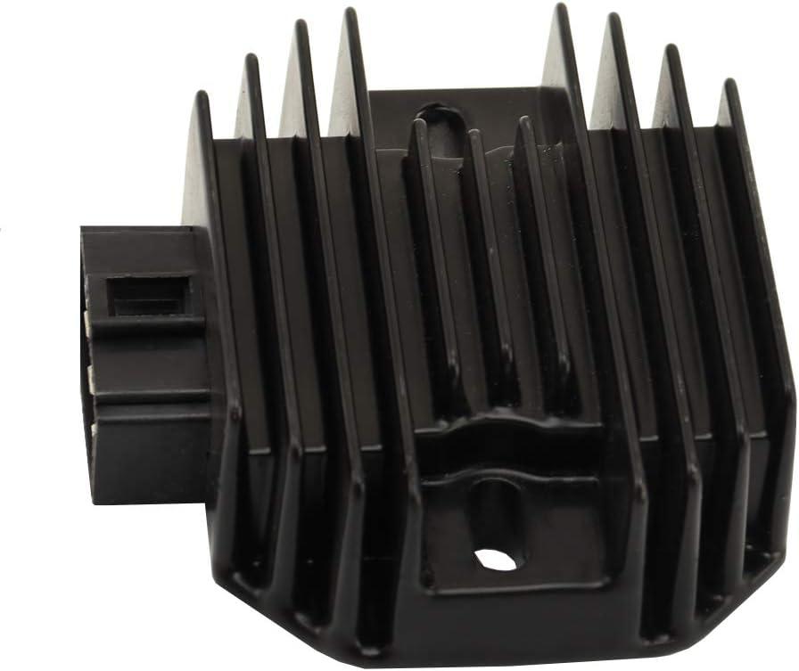 Voltage Regulator Rectifier For Kawasaki Fb460 Fc400 Fc420 Fc540 Kaf540 Kaf620 John Deere 130 160 165 170 172 175 176 180 185 186 240 242 245 260 262 265 285 320 M70121 M97348 AM126304