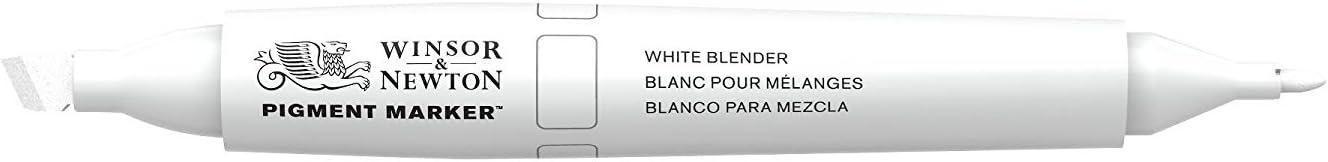 Winsor & Newton Pigment Marker - 163 White Blender