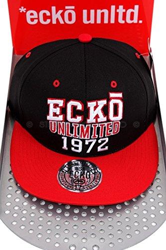 Ecko Unltd Unlimited 1972 Flat Peak gorra de béisbol: Amazon.es ...