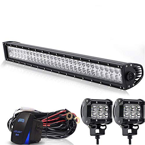 """Used, AUSI DOT Approved 32"""" 180W Spot Flood Led Offroad Light for sale  Delivered anywhere in Canada"""