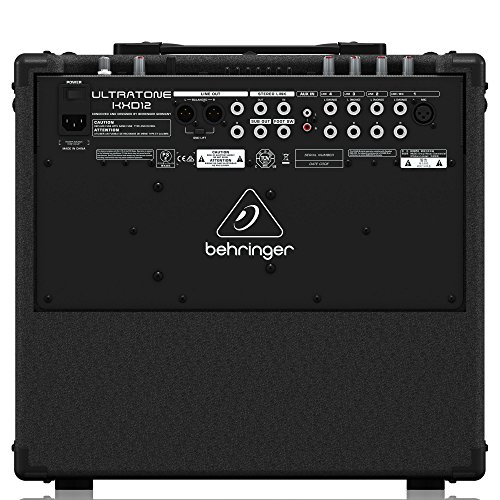 BEHRINGER Keyboard Amplifier, Black (KXD12)