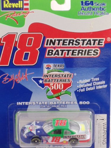 Revell Racing - 1997 Interstate Batteries 500 #18 Bobby LaBonte Pontiac Grand Prix by Revell