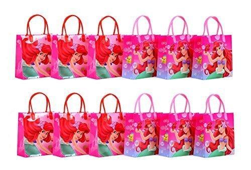 Disney Princess Ariel Little Mermaid Party Favor Gift Bag - 8