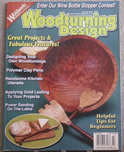 Woodturning Design Summer 2004 Issue No. 2 ()
