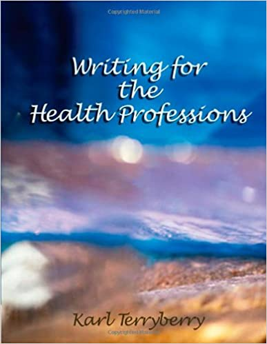 Writing Health Professions Math Science