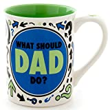Best Enesco Dad Mugs - Enesco Our Name is Mud by Lorrie Veasey Review