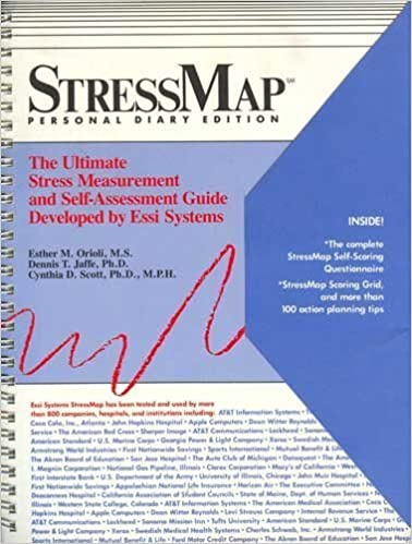 Stressmap: The Ultimate Stress Measurement and Self