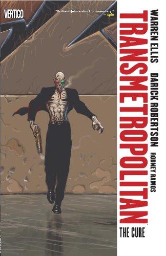 Transmetropolitan Vol. 9:  The Cure (Transmetropolitan - Revised) [Warren Ellis] (Tapa Blanda)