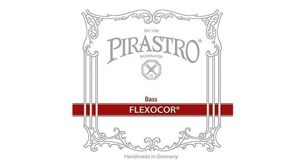 Pirastro Flexocor Series Double Bass G String 1//8 Orchestra