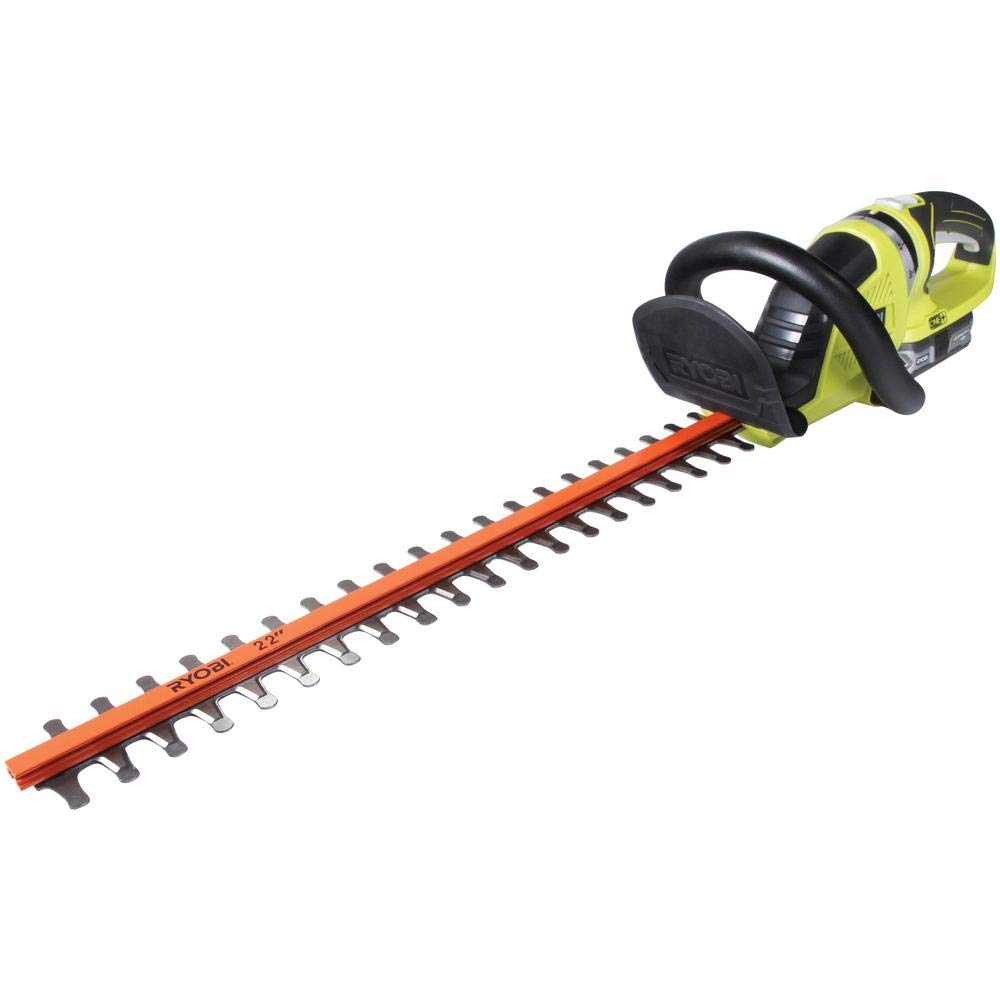 RYOBI ONE Lithium 22 in. 18-Volt Lithium-Ion Cordless Hedge Trimmer