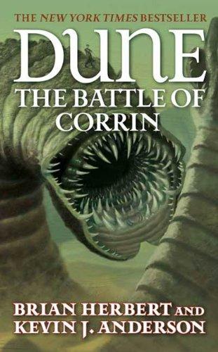 Dune Battle Corrin Legends Book ebook product image