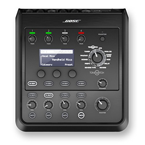 Bose T4S ToneMatch Mixer by Bose
