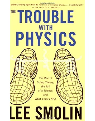 lee smolin the trouble with physics