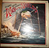 JEFF WAYNE'S MUSICAL VERSION OF WAR OF THE WORLDS, DOUBLE LP,1978