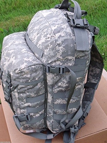 US Army Military Issue Tactical Digital Camo Camouflage ACU ASSAULT 3 Days MOLLE BACK PACK Ruck Sack Backpack Carrier for Hunting Shooting Hiking Camping Outdoor by US Government Issue GI USGI by Michael-Bianco / Specialty Group Inc / Propper International (Image #1)