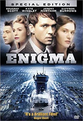 Enigma (Special Edition) by Dougray Scott