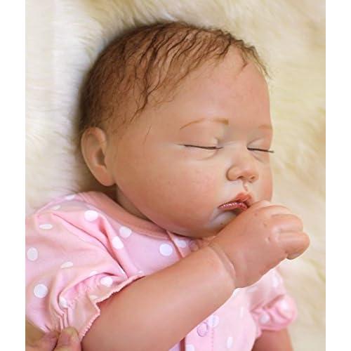 8795d4c831217 HOOMAI 20inch 50CM poupée reborn bébé tome Fille soft Silicone réaliste  girls Dormir baby dolls toy