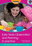 Early Years Observation and Planning in practice by Jenny Barber (2010-10-31)